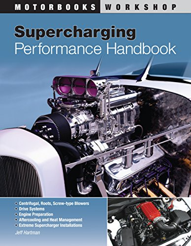 Supercharging Performance Handbook (Motorbooks Workshop)