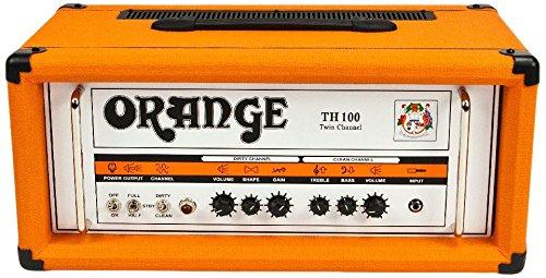 Orange TH100 Thunder 100 Guitar Head by Orange
