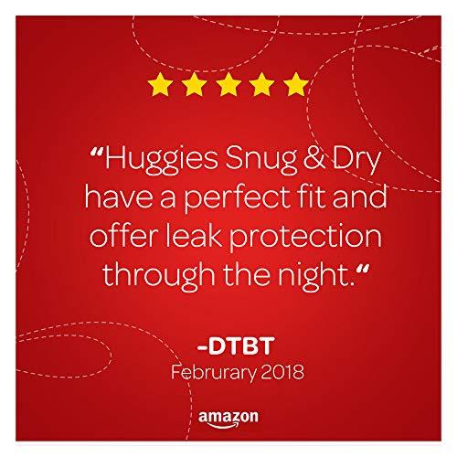 Huggies Snug & Dry Baby Diapers, Size 5, 25 Ct