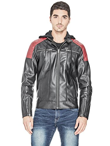 Guess Cotton Moto Jacket - 6