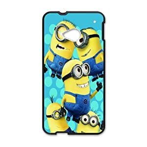 Despicable Me HILDA5096009 Phone Back Case Customized Art Print Design Hard Shell Protection HTC One M7