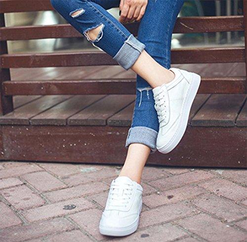 Frau Frühling Aufzug Schuhe atmungsaktiv beiläufigen Frauen Sportschuhe Schuhe Schuhe weibliche Studenten , US6 / EU36 / UK4 / CN36