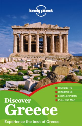 Lonely Planet Discover Greece (Travel Guide)