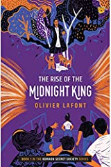 The Rise of the Midnight King: Book 1 in the Kumaon Secret Society Series Kindle Edition