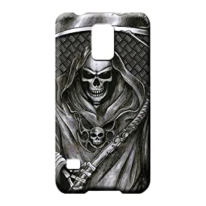 samsung galaxy s5 Sanp On PC Snap On Hard Cases Covers phone case skin grim reaper