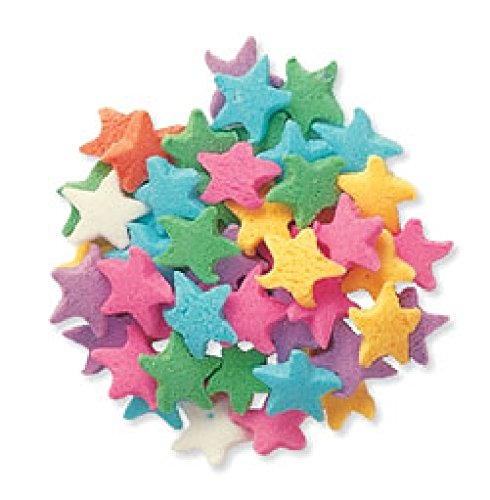 Oasis Supply Pastel Star Sprinkle Quins