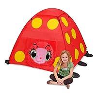 Tienda de campaña Melissa & Doug Sunny Patch Mollie Ladybug