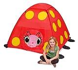 Melissa & Doug Sunny Patch Mollie Ladybug Camping Tent