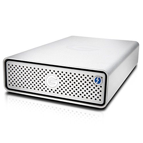 G-Technology G-DRIVE with Thunderbolt 3 / USB-C 6TB (0G05368)