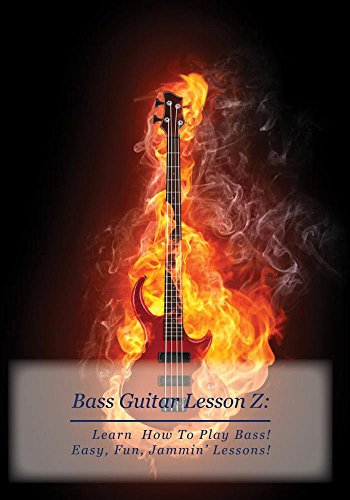 (Bass Guitar Lesson Z: Learn How To Play Bass Guitar For Beginners!)