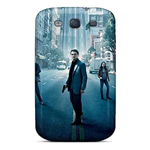 Cynthaskey PAQPUNr4662TxJVJ Protective Case For Galaxy S3(inception Movie Wonderful)