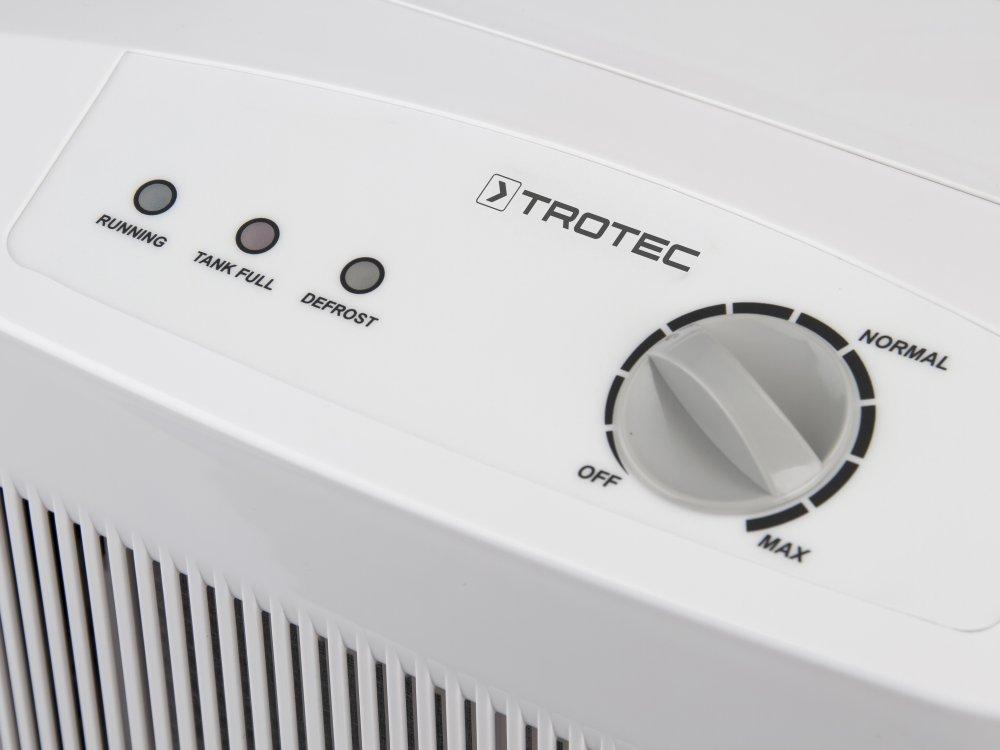 Trotec 1120001002 colore Bianco Deumidificatore TTK 50 E