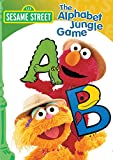 DVD : Sesame Street: The Alphabet Jungle Game