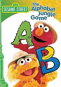 Amazon.com: Sesame Street: The Alphabet Jungle Game: Kevin Clash