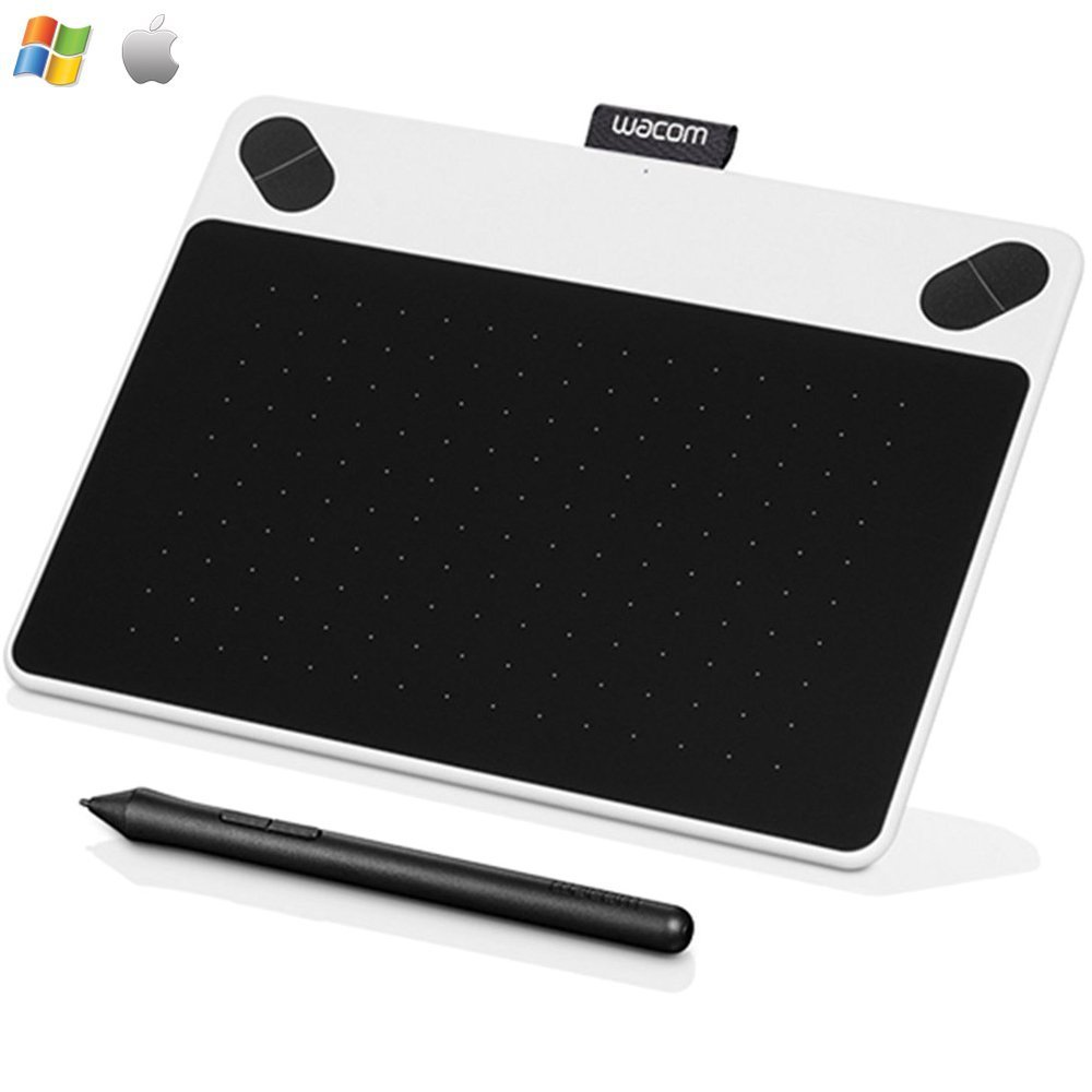 Wacom Intuos Draw CTL490DW Digital Drawing and Graphics Tablet - (Renewed)