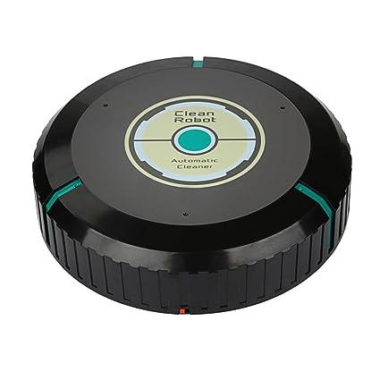 Robot aspirador HKFV de diseño inteligente, súper creativo; Mini má
