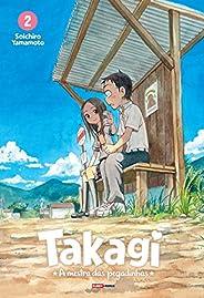 Takagi, A Mestra Das Pegadinhas Vol. 2