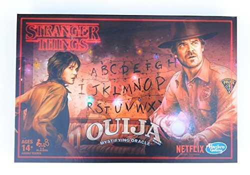 Stranger Things Ouija Board Game - Netflix Mystifying - Mall Oracle