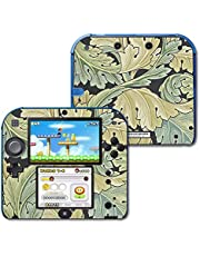 MightySkins Skin Compatible with Nintendo 2DS - Acanthus | Protective, Durable, and Unique Vinyl Decal wrap Cover | Easy to Apply, Remove, and Change Styles | Made in The USA