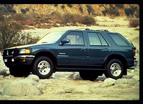 Honda Passport 4WD EX: 120 pages with 20 lines you can use as a journal or a notebook .8.25 by 6 inches.
