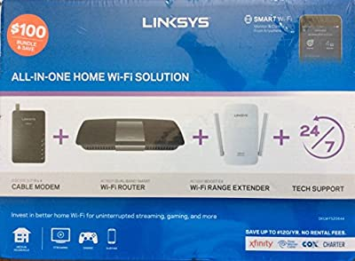 Linksys All-In-One Wi-Fi Solution F5Z0644 from Linksys