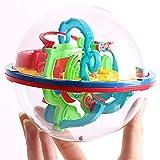 Wisdom Puzzle Children Toy 3D Maze Puzzle Labyrinth Magical Intellect Ball