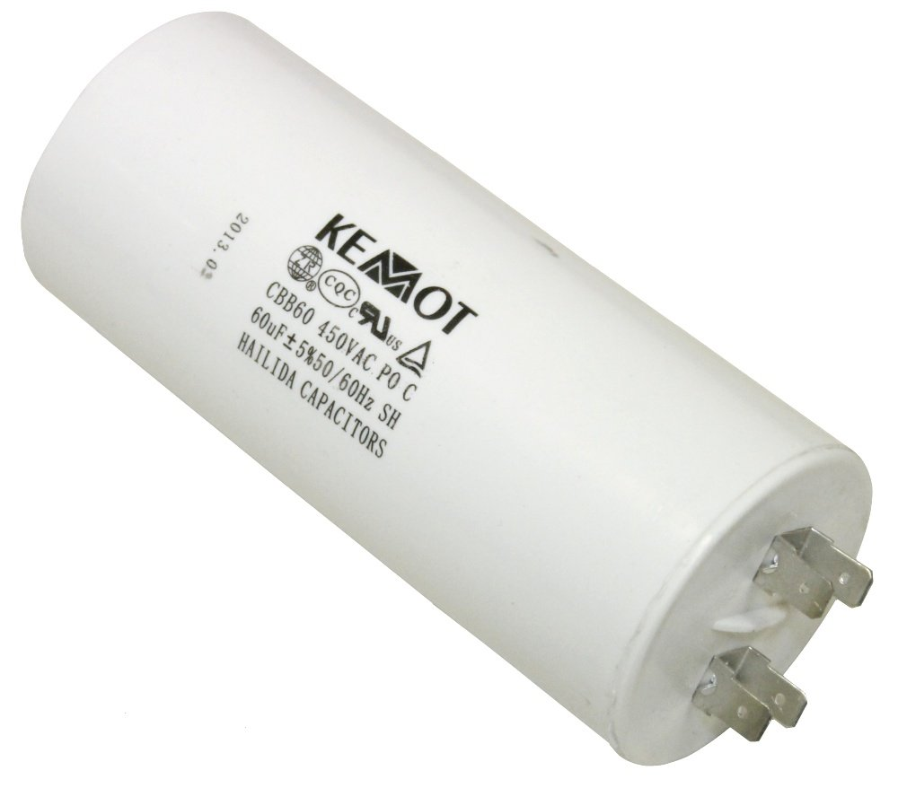 Aerzetix: Condensateur de démarrage 60µF 450V