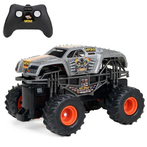 New Bright F/F 4x4 Monster Jam Mini Max-D RC Car