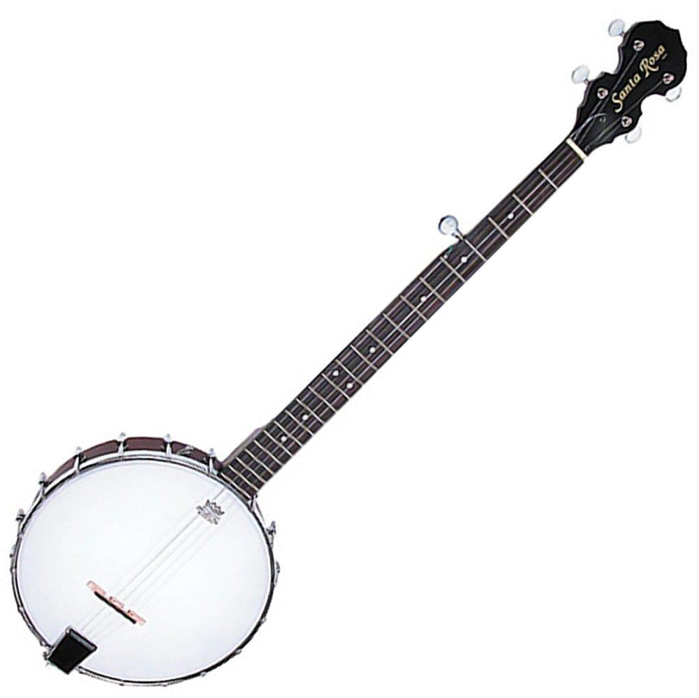 Santa Rosa KBJ07 Open Backed 5 String Banjo, Right Handed (KBJ07-IMP