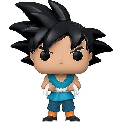 Funko Pop! Animation: Dragonball Z - Goku (BU) (World Tournament): Toys & Games [5Bkhe2005434]