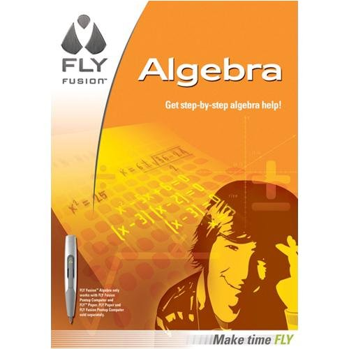 FLY Fusion8482; Algebra LeapFrog 80-40556E