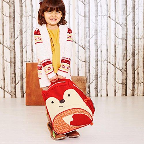 Skip-Hop-Zoo-Little-Kid-and-Toddler-Backpack-Ferguson-Fox-Red