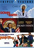 The Chris Rock Triple Feature (Down To Earth / Head of State / Pootie Tang)