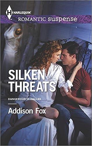 book cover of Silken Threats