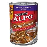 Purina Alpo Gravy Cravers Roast Beef Flavor In Gravy Wet Dog Food