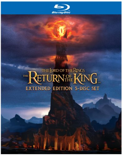 The Lord of the Rings: The Return of the King (Extended Edition 5-Disc Set) [Blu-ray] by WarnerBrothers