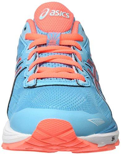 Coral para Flash Aquarium Asics Azul Mujer Running de Silver GT Zapatillas OwIq7vF