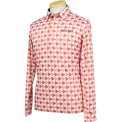 フィッチェゴルフ FICCE GOLF 長袖シャツ?ポロシャツ 長袖ポロシャツ 271605