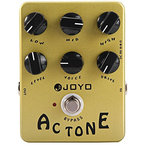 OUTLIFE JOYO True Bypass Design AC Tone Vox Amp Simulator