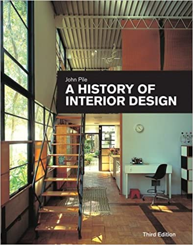 home design books. A History Of Interior Design  John F Pile 9780470228883 Amazon Com Books