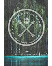 """Camp Crystal Lake Counselor's Handbook: 2021 Weekly Calendar With Goal Setting Section and Habit Tracking Pages, 6""""x9"""""""