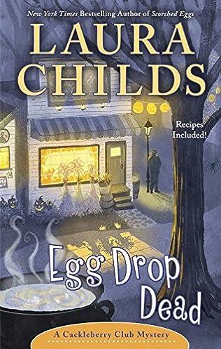 book cover of Egg Drop Dead