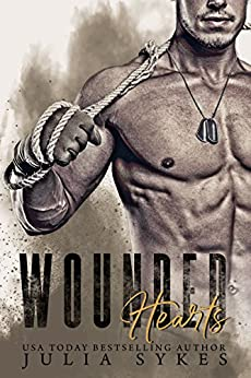 Wounded Heart by Julia Sykes