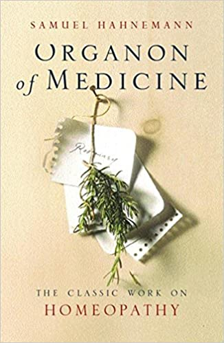 Organon Of Medicine Book