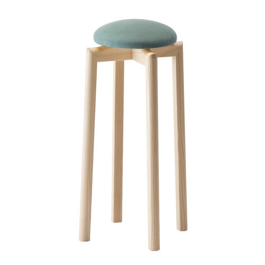 h concept × 匠工芸 MUSHROOM STOOL [ Mサイズ/モスグリーン ] マッシュルーム スツール B076LWY8YZ