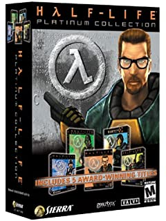 Amazon com: Half-Life - PC: Video Games