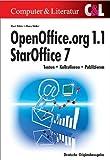 OpenOffice.org.1.1 Star Office 7.