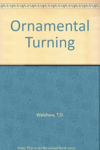 Ornamental Turning by Argus Books
