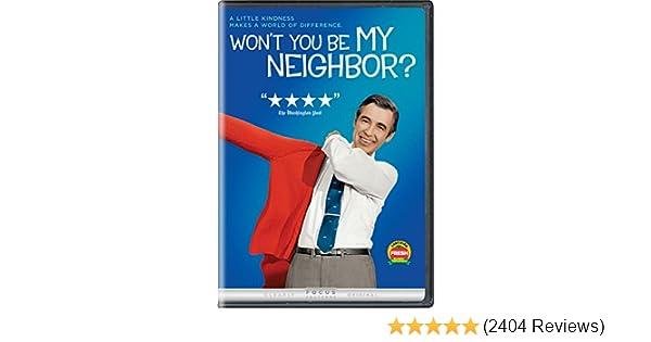 Amazon Com Won T You Be My Neighbor Fred Rogers Morgan Neville Morgan Neville Caryn Capotosto Nicholas Ma Movies Tv