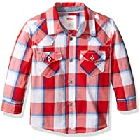 Levi's Baby Boys' Western Button up Shirt
